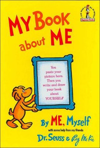 My Book about ME - Hardcover cover