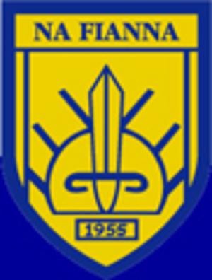 CLG Na Fianna - Image: Nafianna crest