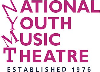 National Youth Music Theatre - Image: National Youth Musical Theatre logo