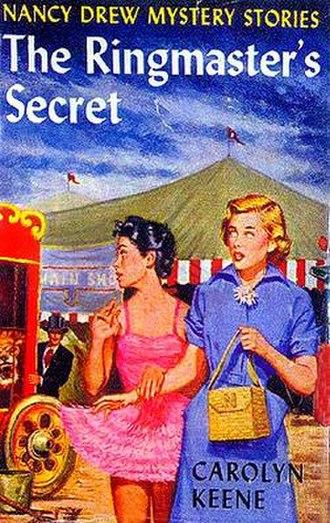 The Ringmaster's Secret - Image: Ndtrsbkcvr
