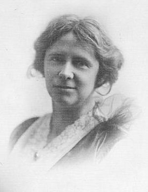 Nellie A. Brown - Brown in 1915