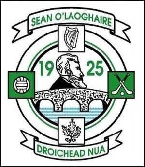 Newbridge GAC - Image: Newbridge crest