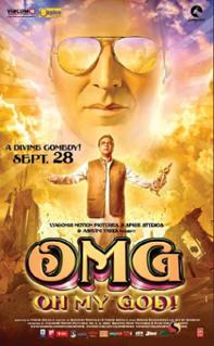 <i>OMG – Oh My God!</i> 2012 film directed by Umesh Shukla