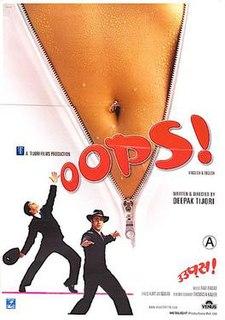 <i>Oops!</i> (film) 2003 Indian film