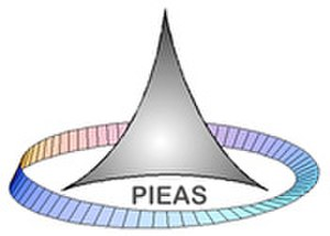 Pakistan Institute of Engineering and Applied Sciences - Image: PIEAS Logo