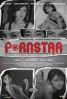 <i>Paglaki Ko, Gusto Kong Maging Pornstar</i> 2021 Philippine sex comedy-drama film by Darryl Yap