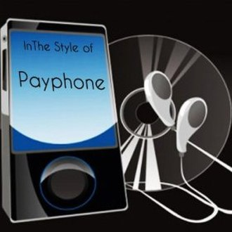 Payphone (song) - Image: Payphonesong