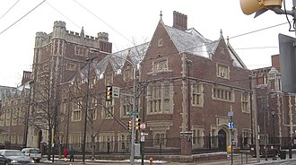 University of Pennsylvania School of Dental Medicine - Penn Dental's Thomas W. Evans Institute