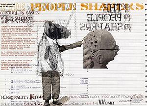 Sonya Rapoport - People Shapers (1978 - 2008)