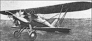 Polikarpov I-6
