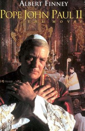 Pope John Paul II (film) - Image: Pope John Paul II (1984 film)