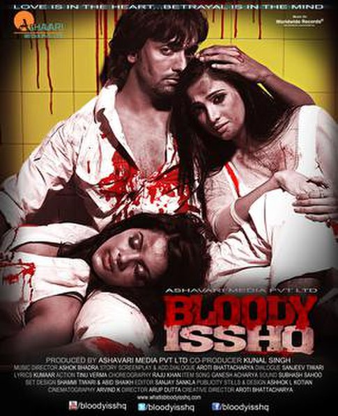 bloody isshq