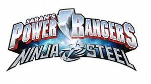 Power Rangers Ninja Steel - Image: Power Rangers Ninja Steel logo