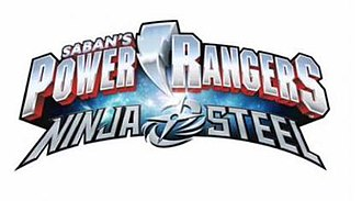 Power Rangers Ninja Steel - Image: Power Rangers Ninja Steel logo