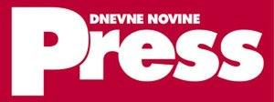 Press (newspaper) - Image: Press Glava RGB Web 7