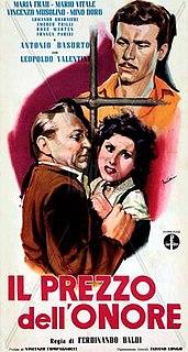 <i>Il prezzo dellonore</i> 1952 film
