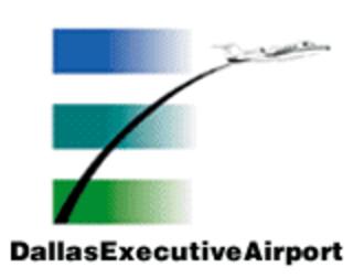 Dallas Executive Airport - Image: RBD logo