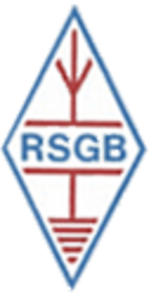 Radio Society of Great Britain - Image: RSGB Logo