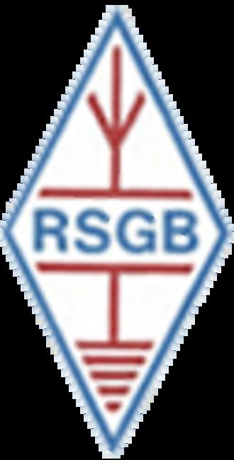 Radio Society of Great Britain - Image: RSGB Logo