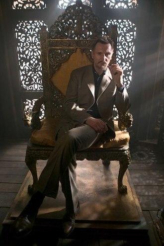 Ra's al Ghul - Liam Neeson as Ra's al Ghul / Henri Ducard in Batman Begins (2005).