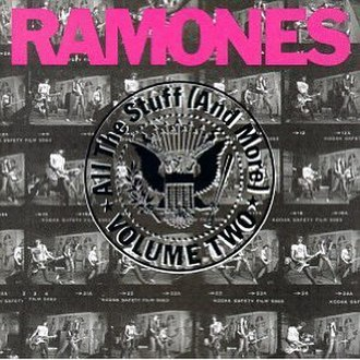All the Stuff (And More) Volume Two - Image: Ramones All the Stuff (And More!) Volume 2 cover