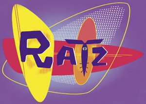 Ratz (TV series) - The official logo of Ratz