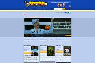RiffTrax - Image: Rifftrax Homepage 12 31 13