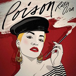 Poison (Rita Ora song) - Image: Rita Ora Poison (Official Single Cover)