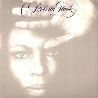 Roberta Flack (album) - Image: Roberta flack (album cover)