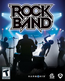 Rock Band (video game) - Wikipedia