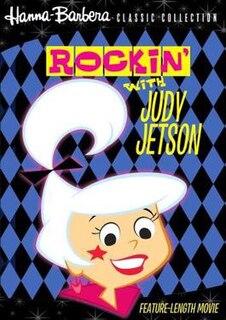 <i>Rockin with Judy Jetson</i> 1988 film