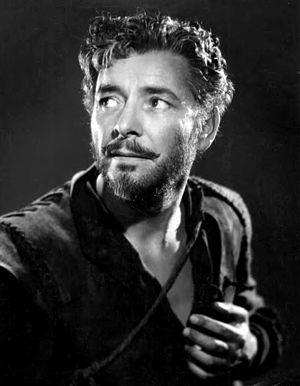 Ronald Colman - As poet François Villon in If I Were King (1938)