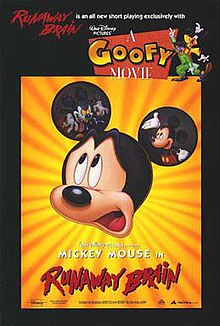 mickey mouse house of villains vhs