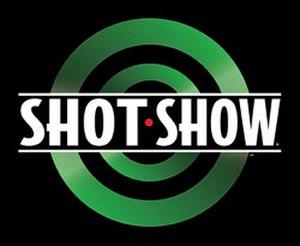 SHOT Show - Image: SHOT Show logo