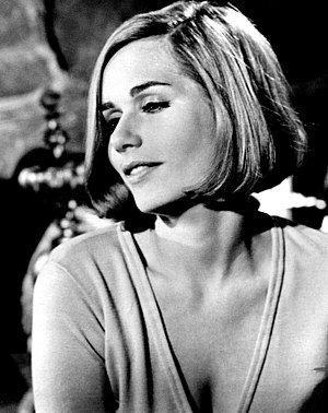 Sally Kellerman - Kellerman in The Third Day (1965)