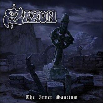 The Inner Sanctum - Image: Saxon The Inner Sanctum