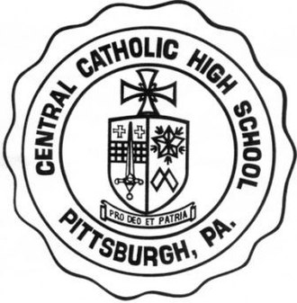 Central Catholic High School (Pittsburgh) - School seal