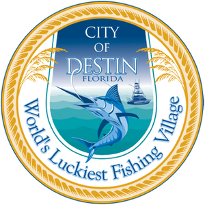 Destin, Florida - Image: Seal of Destin, Florida