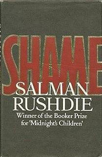 <i>Shame</i> (Rushdie novel) Salman Rushdies third novel