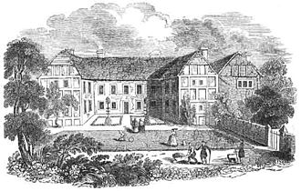 Shermanbury - The Tudor predecessor of Shermanbury Place