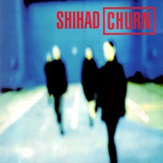 Churn (Shihad album) - Image: Shihad churn