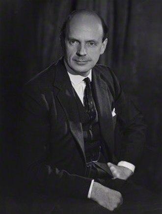 Martin Charteris, Baron Charteris of Amisfield - Charteris in 1962