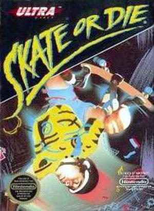 Skate or Die! - Image: Skate or Die! cover