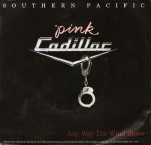 Any Way the Wind Blows (Southern Pacific song) - Image: Southern Pacific Any Way the Wind single