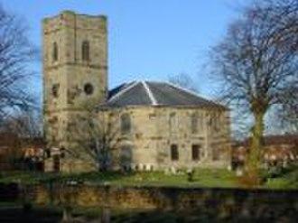 Dawley - St. Leonards Church Malinslee