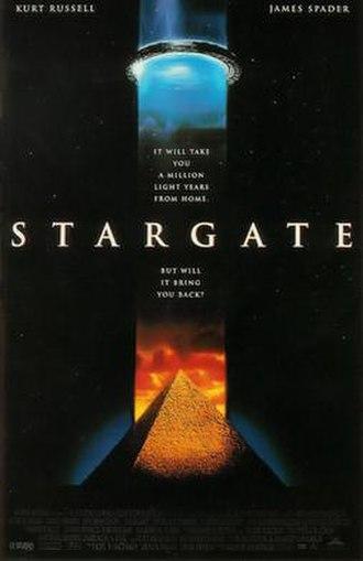 Stargate (film) - Theatrical release poster
