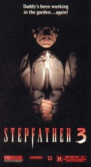 Stepfather III - VHS cover