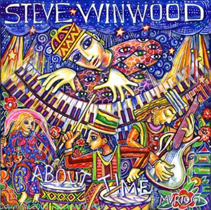 About Time (Steve Winwood album) - Image: Steve Win Time