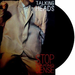 Stop Making Sense (album) - Image: Stop Making Sense Talking Heads