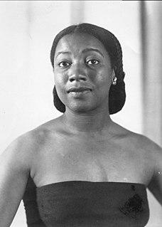 Thelma Johnson Streat American artist, dancer, and educator